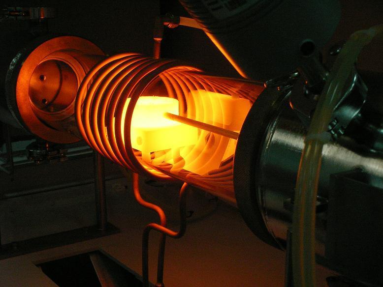 Печь для нагрева металлов своими руками